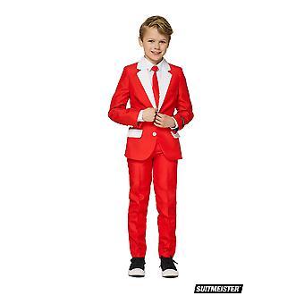 Kerst pak Santa Nikolaus Kinder pak SuitMaster Slimline Premium 3-delige