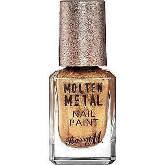 Barry M Molten Metal Nail Polish Collection - Bronze Bae (MTNP1) 10ml