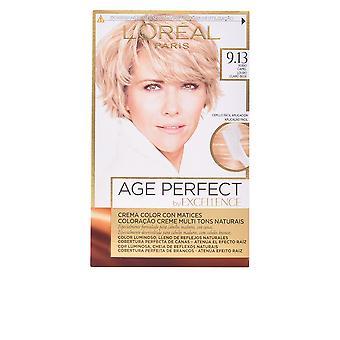 L'Oreal compõem excelência idade perfeita Tinte #9,13 Rubio camelo Unisex
