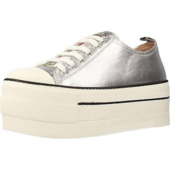 Yellow Sport / Silber Domino Schuhe