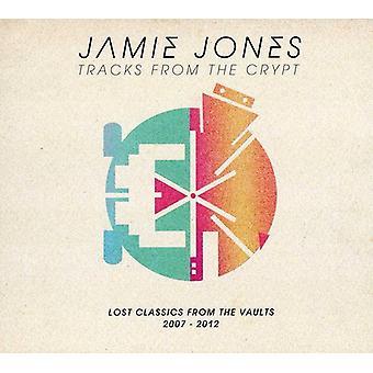 Jamie Jones - Tracks From the Crypt [CD] USA import