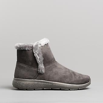 Dr Keller Brenna Ladies Ankle Boots Grey