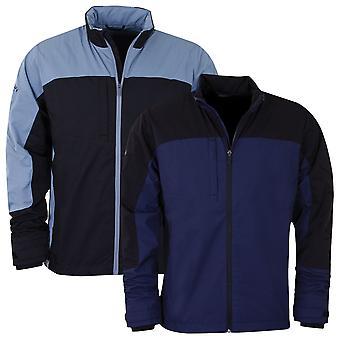 Callaway 2021 Mens Golf Block FZ Windjacket Water Resistant Jacket