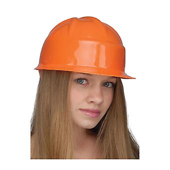 Bristol Novelty Unisex Adults Faux Construction Helmet