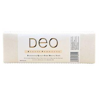 Deo fabric waxing strips