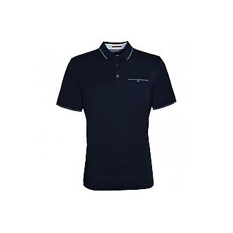 Ted Baker men ' s Navy boomie Polo