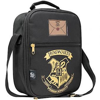 Harry Potter 2 lomme frokosttaske Hogwarts BK