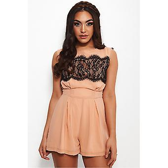 Pagan Lace Playsuit
