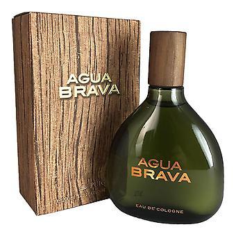 Agua brava for men by puig 6.75 oz eau de cologne splash fe22449