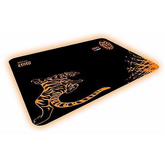 Gaming Mouse Mat iggual IGG3158/25 x 21 cm