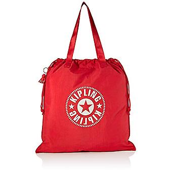 Kipling New Hiphurray L Fold - Red Women's Tote Bags (Lively Red) 0.1x45x49.5 cm (B x H T)