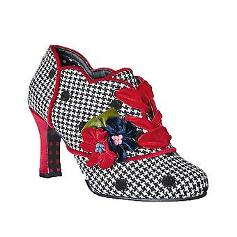 Joe Browns Couture Women's Checked Lorelai Booties & Matching Bag