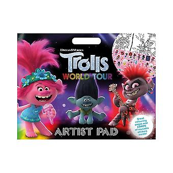 Trolls World Tour Artist Pad