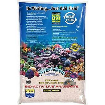 Naturer Ocean Activ Live Bio hvid 0,1-0,5 mm 4,5 Kg (fisk, plante pleje, substrater)