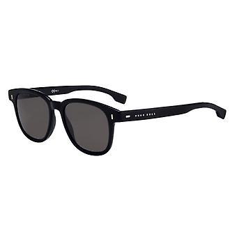 Hugo Boss 0956/S 807/IR Black/Grey-Blue Sunglasses