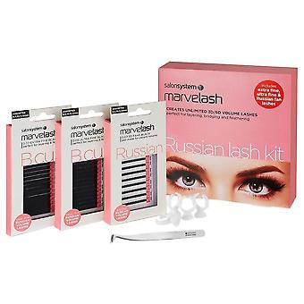 Marvellash Russian Lash Kit