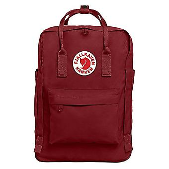 FJALLRAVEN K nken 15' - Unisex-Adult Laptop Backpack - Red (Ox Red) - 24x36x45 cm (W x H x L)