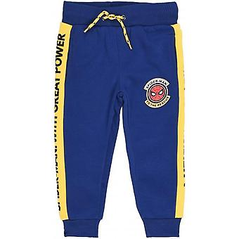 Boys HS1053 Marvel Spiderman Trousers / Joggers