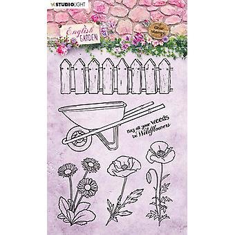 Studio Light English Garden Clear Stamps -NR. 433