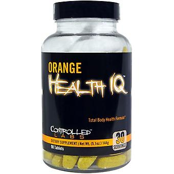 Controlled Labs Orange Health Iq Tablets