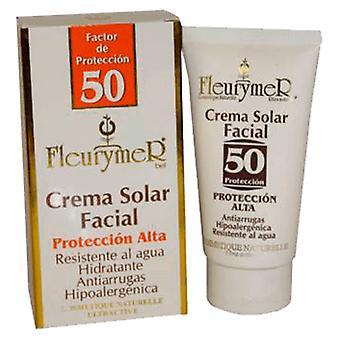 Fleurymer Facial Sunscreen High Protection spf50 80 ml