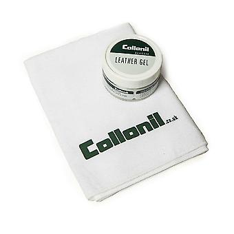 Collonil Leather Gel and Polishing Cloth Combi