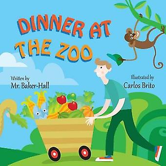 Dinner At The Zoo by BakerHall & Mr.
