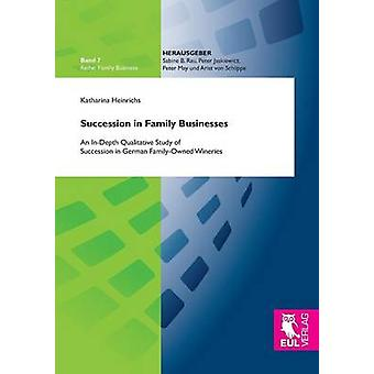 Succession in Family Businesses by Heinrichs & Katharina