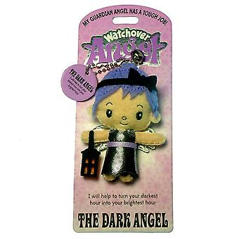 Watchover Angels The Dark Angel Keyring