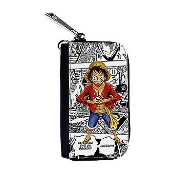 Manga One Piece Luffy Car Key Case