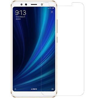 Xiaomi MI A2 säiliö suoja näyttää lasi säiliö dia 9 H lasi - 10 kpl