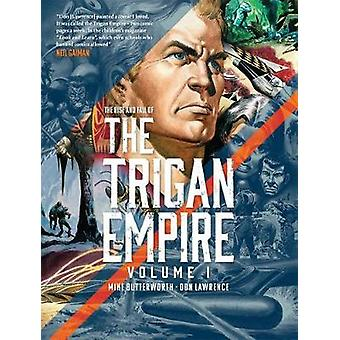 The Rise and Fall of The Trigan Empire Volume One door Don Lawrence - 9