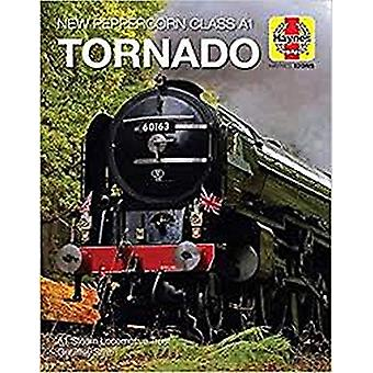 Tornado (Icon) - New Peppercorn Class A1 - 2008 onwards by Geoff Smith