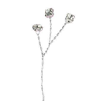 Culpitt Zilverkleur Diamante Branch
