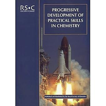 Progressive Development of Practical Skills in Chemistry: A Guide to Early-undergraduate Experimental Work