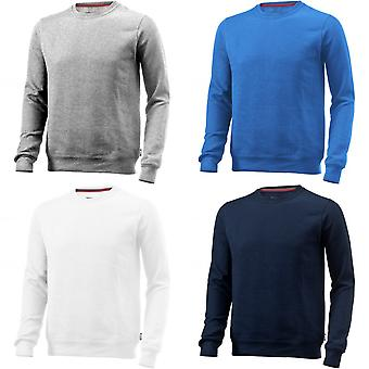 Slazenger Herren Toss-Pullover mit rundem Ausschnitt