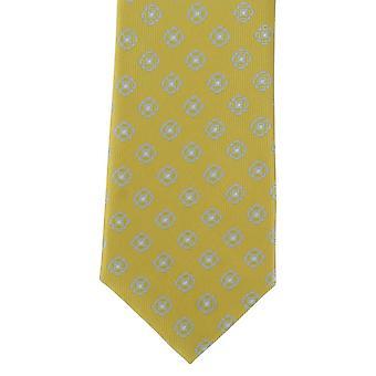 Michelsons di Londra muta ordinata poliestere cravatta - rosa
