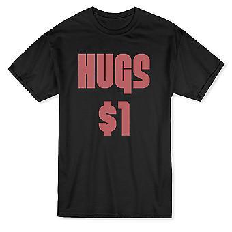 Funny kramar $1 grafisk mäns T-shirt