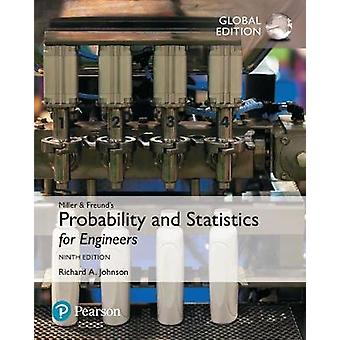 Miller  Freunds Probability and Statistics for Engineers