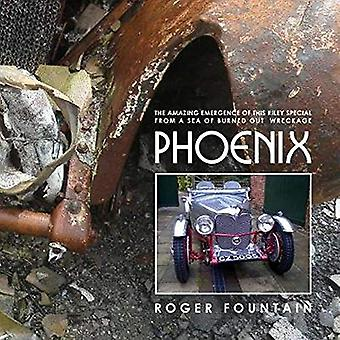 Phoenix by Roger Fountain - 9781916160002 Book