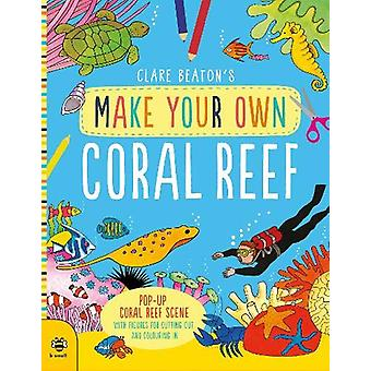 Make Your Own Coral Reef - Pop-Up Coral Reef Scene with Figures for Cu