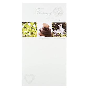 Hallmark Thinking Of You At This Time - Sympathy Bereavement Card 25483120