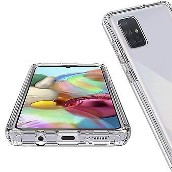 Samsung Galaxy A71 Shell Gennemsigtig