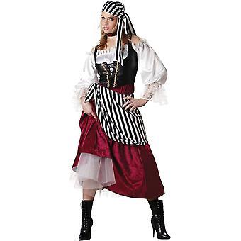 Lady Pirate Adult Costume