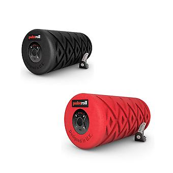 Pulseroll 4 Speed Vibrating Massage Therapy Fitness Foam Roller 30cm
