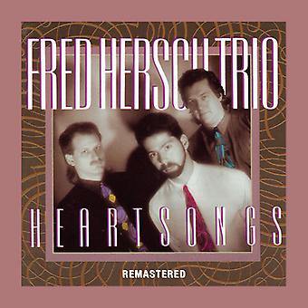 Hersch*Fred - Heartsongs (Remastered) [CD] USA import
