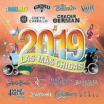 Las Mas Chidas 2019 [CD] USA import