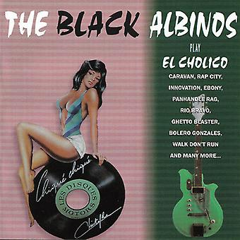 Albinos noirs - Play El Cholico [CD] Usa import