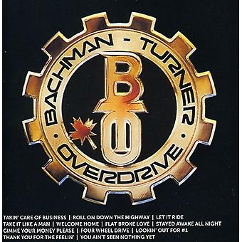 Bachman-Turner Overdrive - ikonen [CD] USA import