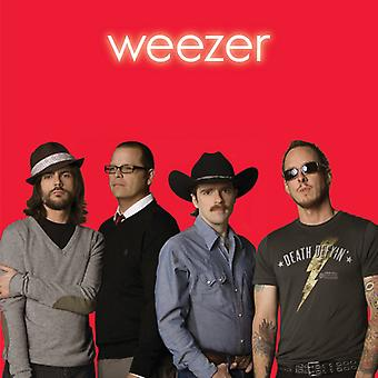 Weezer - Weezer (Red Album) [Vinyl] USA import